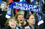 Soccer - FA Cup - Semi Final - Millwall v Wigan Athletic - Wembley Stadium