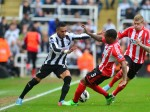 Soccer - Barclays Premier League - Newcastle United v Sunderland - St James' Park