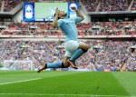 Soccer - FA Cup - Semi Final - Chelsea v Manchester City - Wembley Stadium