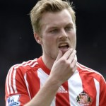 Football GIF: Seb Larsson Gives Simon Mignolet Heart Palpitations With Massively Over-Hit Backpass vs Everton