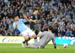 Soccer - Barclays Premier League - Manchester City v Wigan Athletic - Etihad Stadium
