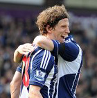 West Brom 1-1 Newcastle &#8211; Magpies Still Not Safe From Drop After Hawthorns&#8217; Draw (Photos &#038; Highlights)