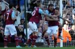 Soccer - Barclays Premier League - West Ham United v Wigan - Upton Park