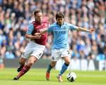 Soccer - Barclays Premier League - Manchester City v West Ham United - Etihad Stadium