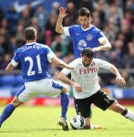 Everton 1-0 Fulham – Toffees Stay In The Race For Europe After Goodison Victory (Photos & Highlghts)