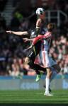 Soccer - Barclays Premier League - Stoke City v Norwich City - Britannia Stadium