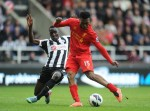 Soccer - Barclays Premier League - Newcastle United v Liverpool - St James' Park