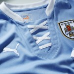 Competition: WIN! New Uruguay 2013 Confederations Cup Shirt Courtesy Of Puma