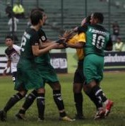 Indonesian Football Federation Hand Lifetime Ban To Player For Hospitalising Referee With Sucker Punch