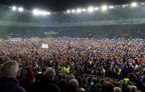 Soccer - npower Football League Championship - Cardiff City v Charlton Athletic - Cardiff City Stadium