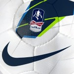 Nike Roll Out Official 'Maxim' FA Cup Match Ball Ahead Of Semi-Finals (Photos)