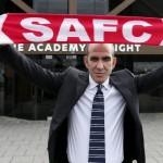 Paolo Di Canio Unveiled At Sunderland Amid &#8216;Ridiculous And Pathetic&#8217; Controversy (Photos)