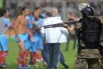 Brazil Argentina Soccer Copa Libertadores