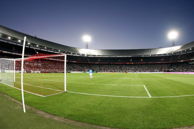 Prospect Park Pa >> Around The Grounds: De Kuip, Feyenoord   Who Ate all the Pies