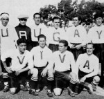 Shit Football Kits: Bolivia's Brown-Nosing 'Viva Uruguay' World Cup Strip, 1930