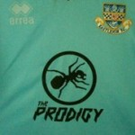 Shit Football Kits: Remember When The Prodigy Sponsored An U13s Team From Hampshire?