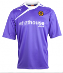 Wolves Away Shirt