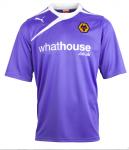 Wolves Away Shirt