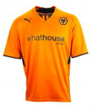 Wolves Home Shirt