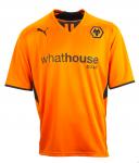 Wolves Home Shirt
