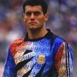 Shit Football Kits: Argentina's Mind Bending Copa America Keeper Shirt, 1995