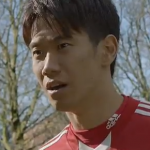 Shinji Kagawa Plays Second Fiddle To Talking Dolphin In Mind-Boggling Japanese Advert (Video)