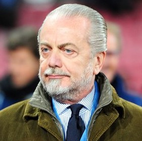 "'My Next Coach Begins With An 'M"" – Napoli Owner Aurelio De Laurentiis Teases Big Mick's Arrival At Stadio San Paolo?"