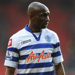 QPR&#8217;s Stephen Mbia Tweets Joey Barton, Asks If They Can Swap Clubs, Claims Account Was Hacked