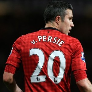 Good Guy Robin Van Persie Passes On No.9 Shirt For Next Season To Save Fans Money