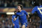 Soccer - UEFA Europa League - Semi Final - Second Leg - Chelsea v FC Basel - Stamford Bridge