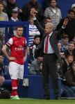 Soccer - Barclays Premier League - Queens Park Rangers v Arsenal - Loftus Road