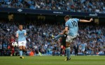 Soccer - Barclays Premier League - Manchester City v West Bromwich Albion - Etihad Stadium