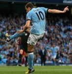 Man City 1-0 West Brom – Dzeko Strike Secure Champions League Berth For Citizens (Photos & Highlights)