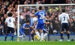 Soccer - Barclays Premier League - Chelsea v Tottenham Hotspur - Stamford Bridge