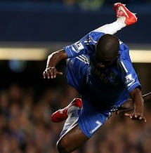 Football GIF: Ramires Squanders Chance With Epic Faceplant vs Tottenham