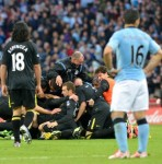 FA Cup: Man City 0-1 Wigan – Final Joy For Latics As City Flop At Wembley (Photos & Official Highlights)