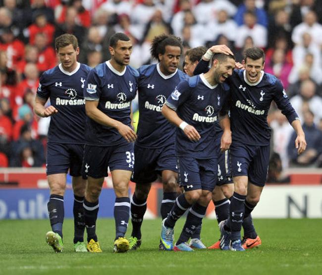 Tottenham Vs Ajax Now Tv: Barclays Premier League