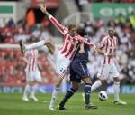 Soccer - Barclays Premier League - Stoke City v Tottenham Hotspur - Britannia Stadium