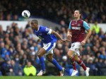 Soccer - Barclays Premier League - Everton v West Ham United - Goodison Park