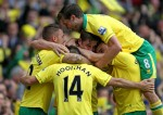 Soccer - Barclays Premier League - Norwich City v West Bromwich Albion - Carrow Road