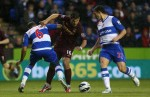 Soccer - Barclays Premier League - Reading v Manchester City - Madejski Stadium