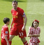 Liverpool 1-0 QPR – Coutinho Shines As Carragher Says Goodbye To Kop (Photos & Highlights)