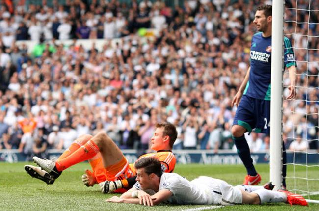Soccer - Barclays Premier League - Tottenham Hotspur v Sunderland - White Hart Lane