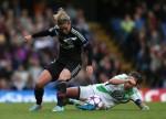 Soccer - UEFA Women's Champions League - Final - Olympique Lyonnais v VfL Wolfsburg - Stamford Bridge
