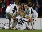 Britain Soccer Women's Champions League
