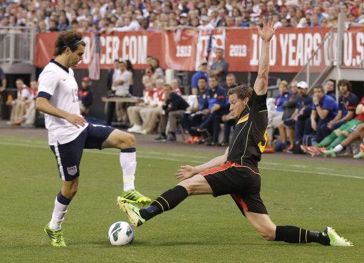 Belgium US Soccer