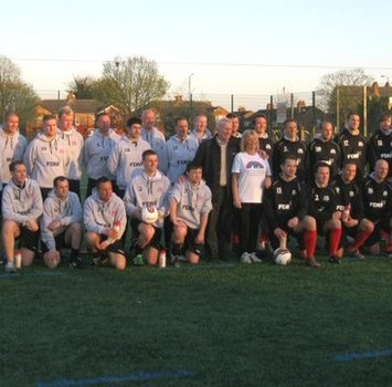 Three-Day Long Charity Football Match Ends In 1,065-Goal Thriller