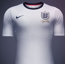 Nike Unveil New 2013 England Home Kit In Full &#8211; It&#8217;s Definitely Growing On Us (Photos &#038; Video)