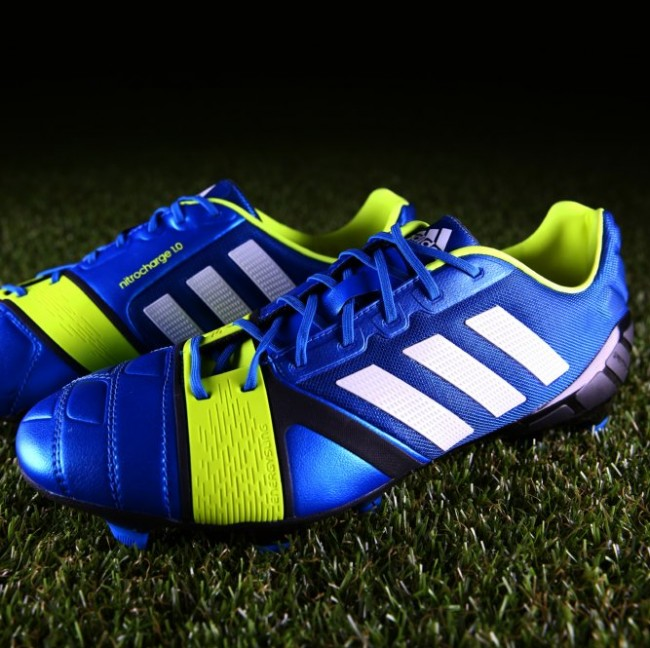 Adidas Launch New Nitrocharge Boots &#8211; Perfect For Players With #TheEngine (Photos)