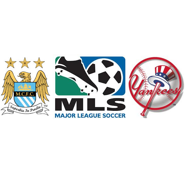 Man City Join Forces With New York Yankees To Create 'New York City Football Club' – Brand New MLS Franchise